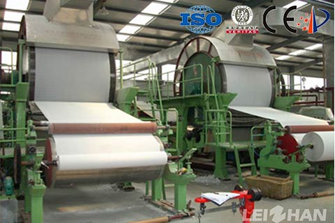 100TPD-Full-Automatic-Tissue-Paper-Machine