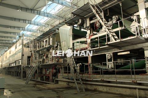15t kraft paper machine