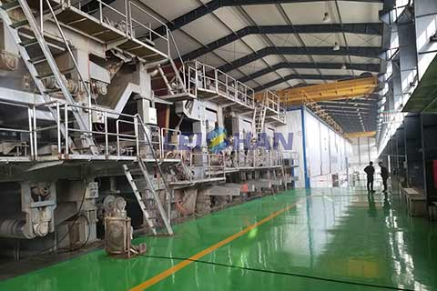 200TPD-Cardboard-Paper-Production-Line