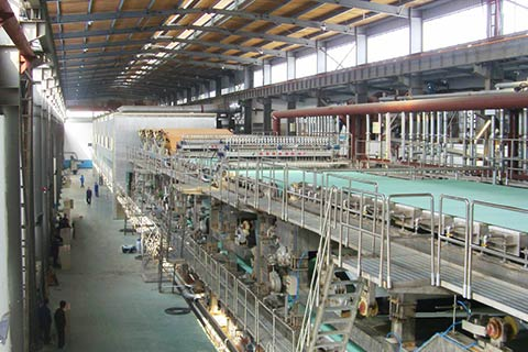 Kraft Liner/Testliner Paper Machine