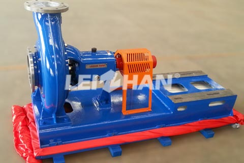 LXL-Z Series Two-phrase Flow Pulp Pump