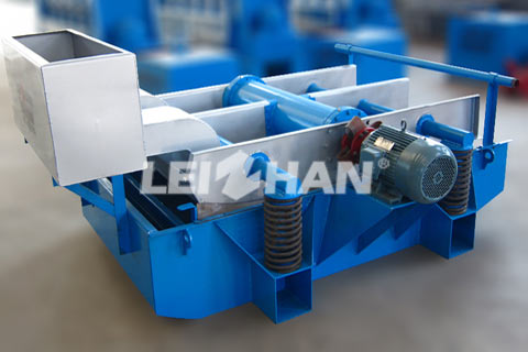 ZSK Series Self-Cleaning Vibrating Screen