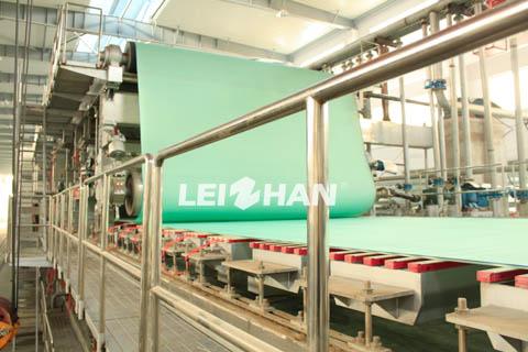 2400mm kraft paper machine
