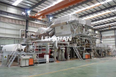 2880 tissue paper machine