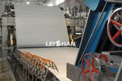 3350mm fourdrinier multi-cylinder paper machine