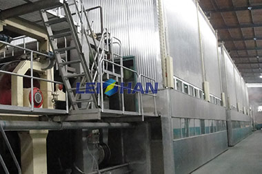 3600-250-Multi-Wire-Paper-Machine