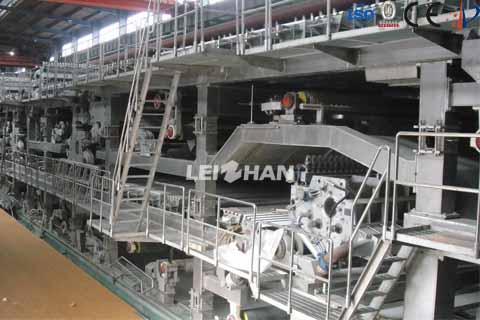 3600mm case board paper machine