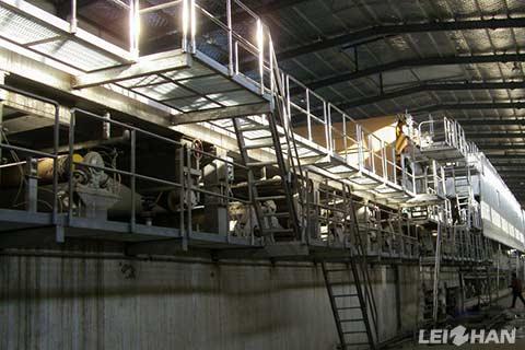 4200-High-Strength-Corrugated-Paper-Making-Machine