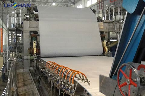 A4-Paper-Production-Line