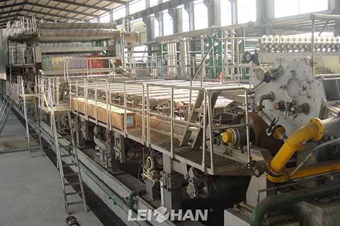 Corrugated-Paper-Manufacturing-Line