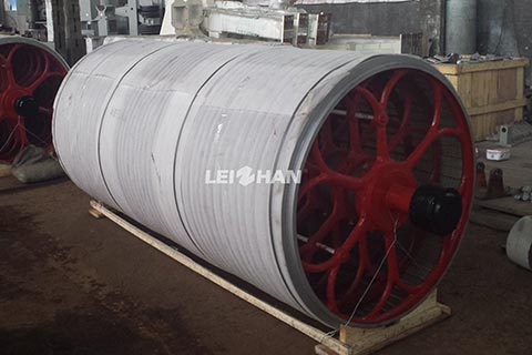 Cylinder-Mould-Paper-Making-Machine
