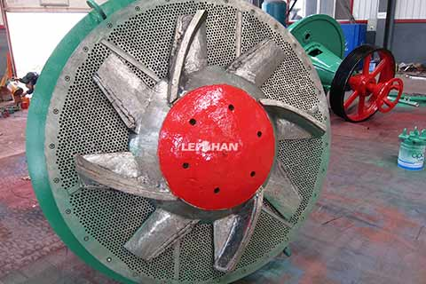 d-hydrapulper-rotor