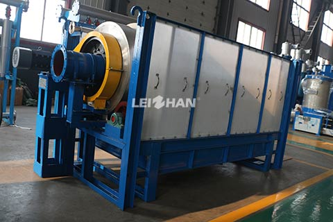 Drum-Screen-for-Waste-Paper-Pulping-System