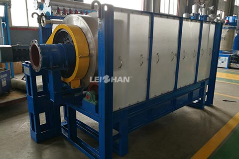 Drum-Screen-for-Waste-Paper-Pulping