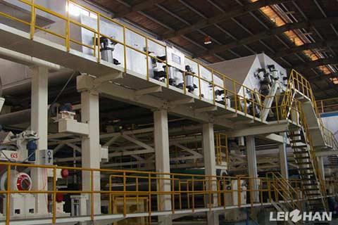five-wire-coating-board-paper-machine