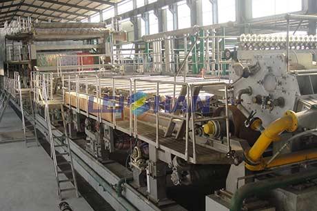 Fourdrinier-High-Strength-Corrugated-Paper-Machine
