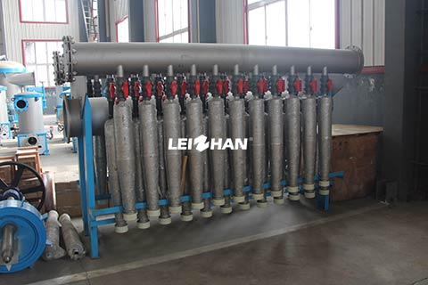 Heavy-Impurity-Cleaner-For-Paper-Pulping
