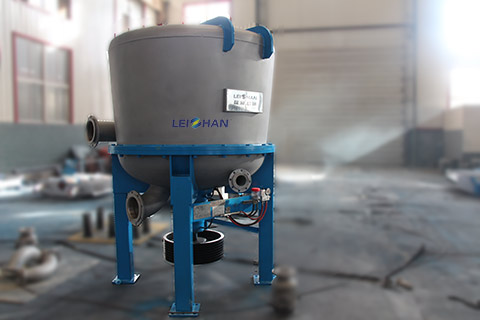Light-Impurity-Separator-for-Paper-Pulping