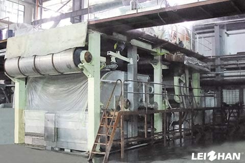 positive-pulp-cylinder-mould-tissue-paper-machine