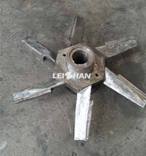 cutter of single effect fiber separator
