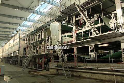 double-layer-kraft-paper-machine
