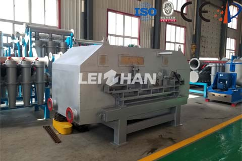 high-speed stock washer