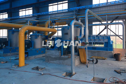 high-strength fluting paper mill machinery