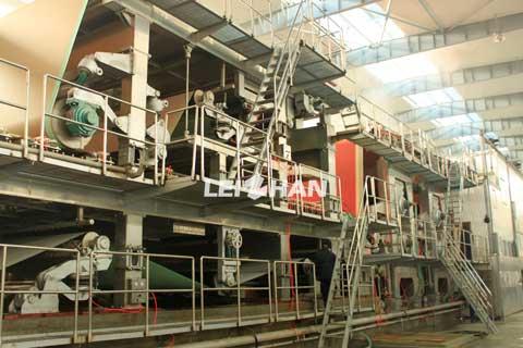 kraft-liner-board-machine