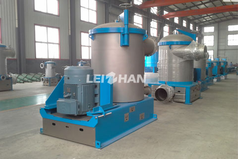 pulp screen machinery